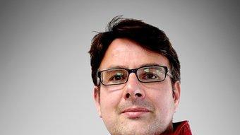 Gijsbert Huijink és professor d'Economia i vicepresident de Som Energia Jordi Soler