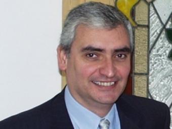 Jordi Pallí va perdre l'alcaldia el 2003 davant la socialista Maria Teresa Ferrés. A.V
