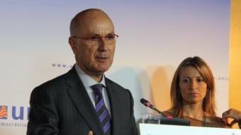 Josep Antoni Duran i Lleida EL PUNT