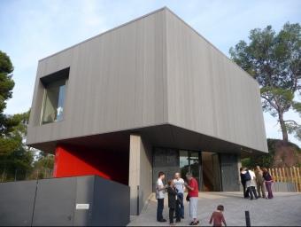 El museu dels ibers de Ca n'Oliver es va inaugurar l'octubre de l'any passat. C.A.F