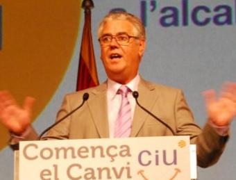 Kelo Martí , alcaldable de CiU a palamós, és la gran novetat que presenta la federació nacionalista a la comarca del Baix Empordà. I.B