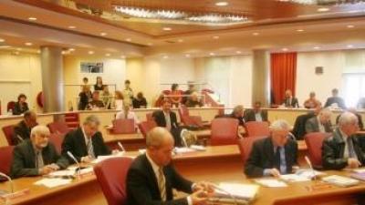 Una sessió recent del Consell General. JEAN-MARIE ARTOZOUL