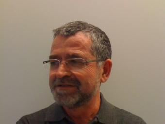 Barreras és el nou cap de llista d'ICV-EUiA . G.A