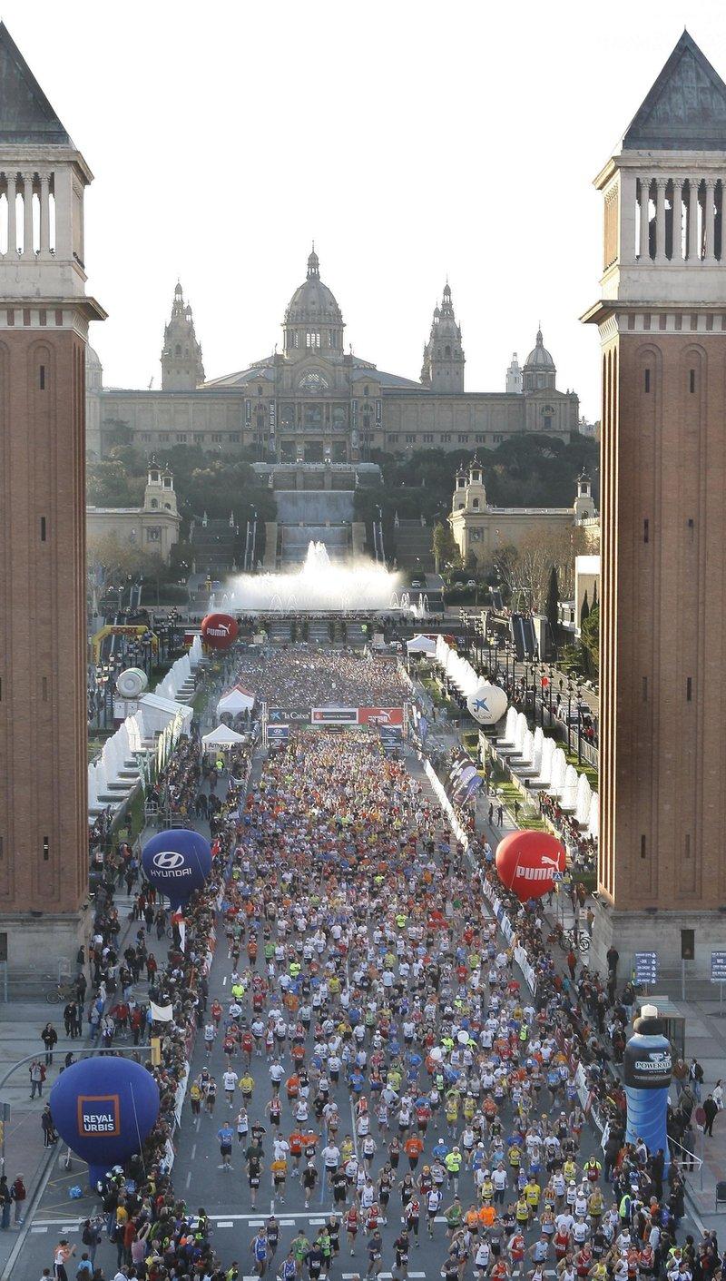 De Què Parlo Quan Pago Per Córrer Marc Rovira Barcelona Gran Angular L Econòmic
