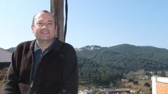 Pere Vega és el nou alcalde de Sant Cebrià. T.M
