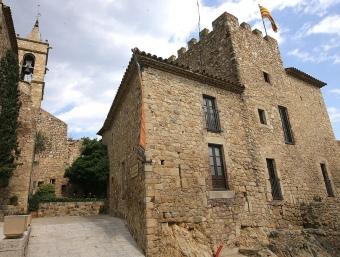 El castell de Benedormiens de Castell d'Aro MANEL LLADÓ