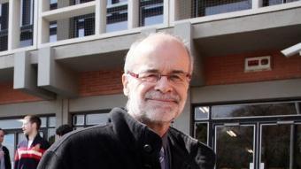 L'exconseller Antoni Castells ANDREU PUIG