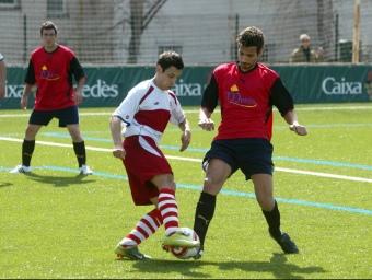 Xavi García va fer l'1-0.  Q.PUIG