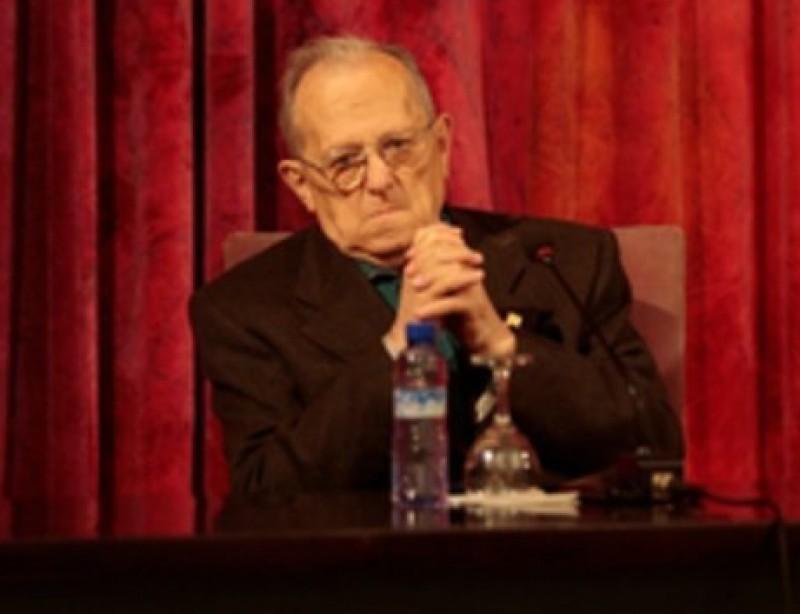 Ramon Amigó fotografiat al març d'enguany al Centre de Lectura de Reus. JOSÉ C. LEÓN