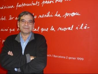Santi Fontbona ocupa el càrrec de primer secretari del PSC al Maresme. T.M