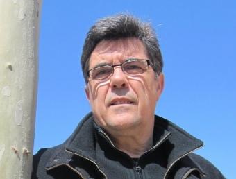 Antoni Vega, es presenta per segon cop com a candidat. E.B