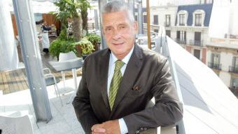 Joan Clos, president del Gremi d'Hotels de Barcelona