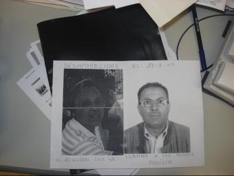 Julia Lamas i el seu cunyat, Maurici Font, desapareguts des del 27 de març i veïns dels PallAresos. GISELA PLADEVEYA