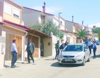 Ramón Laso va ser detingut dimecres passat al seu domicili, al municipi dels Pallaresos G. P