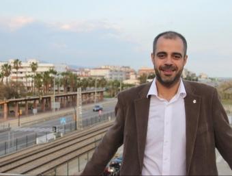 El candidat de CiU a l'alcaldia de Premià de Mar, Miquel Buch G.A
