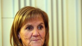 La presidenta del Parlament, Núria de Gispert, ha assegurat que no votarà a la consulta independentista de Barcelona prevista pel proper diumenge 10 d'abril. O.DURAN