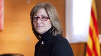 La consellera de Justícia, Pilar Fernández Bozal ROBERT RAMOS