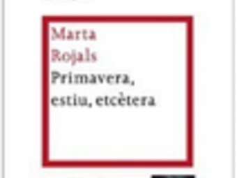 Portada del llibre de Marta Rojals El Punt