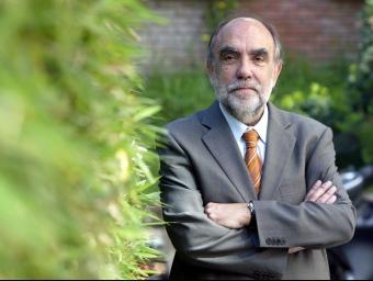 Rafael Manzanera, director de l'ICAM.  JUANMA RAMOS