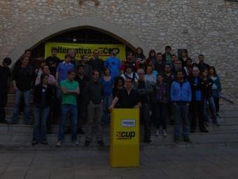 Les candidatures es van reunir al castell de la Geltrú L.M