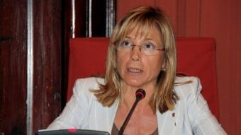 Joana Ortega, vicepresidenta del govern ARXIU