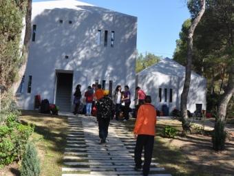 La nova casa de colònies està dissenyada sense barreres arquitectòniques FCE