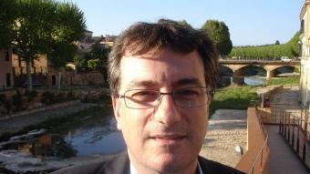 Òscar Aparicio, líder del PSC.