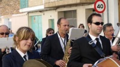Músics de la Banda de Xera. ESCORCOLL