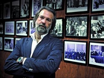 Luis Martin Cabiedes, un dels àngels inversors més actiu d'Espanya.  ALVAROHURTADO