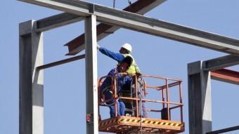 REGULACIÓ.  DES DE L'ANY 2007, LA LLEI OBLIGA A CERTIFICAR ENERGÈTICAMENT ELS EDIFICIS DE NOVA CONSTRUCCIÓ. FOTO: ROBERT RAMOS