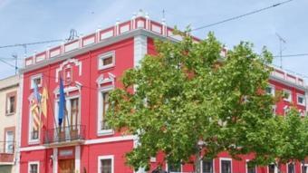 Imatge de la façana principal de l'Ajuntament de Beneixama.