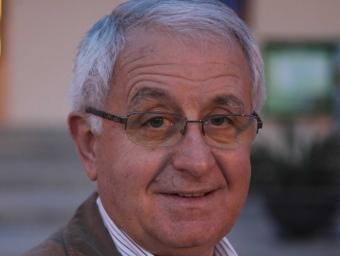 Joan Farrés, el nou alcalde d'Esponellà
