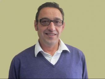 Eduardo Gómez és el candidat del PSPV-PSOE a l'alcaldia de Villar. CEDIDA