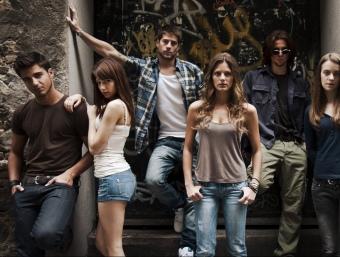 Els protagonistes de la pel·lícula SONY