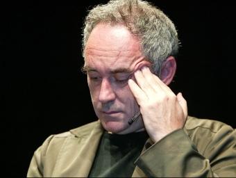 Ferran Adrià, el fundador d'El Bulli, és una font de genialitat i creació constant.  ARXIU / JOAN SABATER
