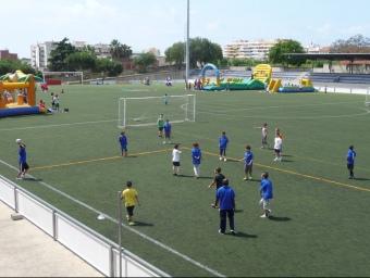 La jornada de cloenda dels Jocs Esportius Extraescolars es van fer dissabte. T.M