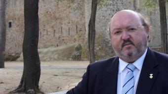 Soler, vol que aquest sigui el mandat de la finalització del Castell. EL PUNT