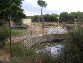 La depuradora de Begur permet la neteja de l'aigua abans que arribi al mar ALBERT VILAR