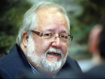 L'alcalde de Martorell i president de l'ACM, Salvador Esteve, serà el futur president de la Diputació de Barcelona JUANMA RAMOS
