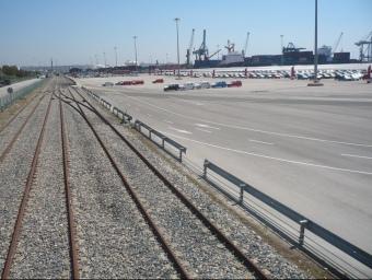 Ferrmed pressionarà perquè el port de Tarragona tingui una sortida provisional de les mercaderies per via fèrria cap a Europa Ò. Palau