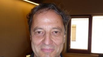 Valentí Agustí (PSC), alcalde de Palafolls. T.M