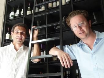 Roger Viusà i David Carabén, de Mishima, aquesta setmana a Barcelona X.C