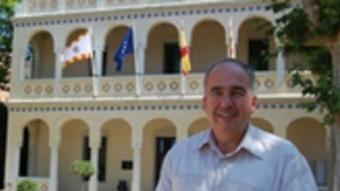 Ramon Guasch, alcalde de Begues per ICV. EL PUNT