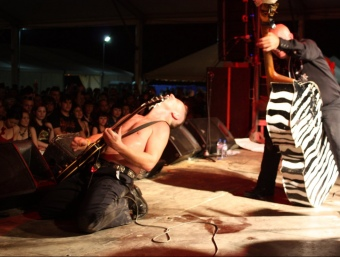 Imatge d'arxiu del festival el punt