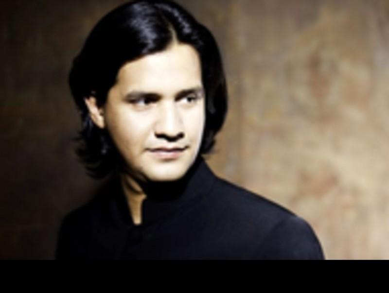 Claudio Bohórquez, mestre del curs internacional de violoncel de Capmany EL PUNT / CHRISTINE SCHNEIDER