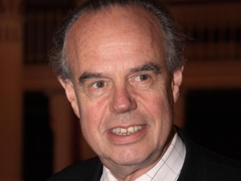 Frédéric Mitterrand, ministre de cultura francès. ARXIU