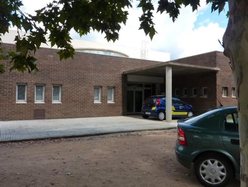 El centre d'atenció primària (CAP) de Besalú. R. E
