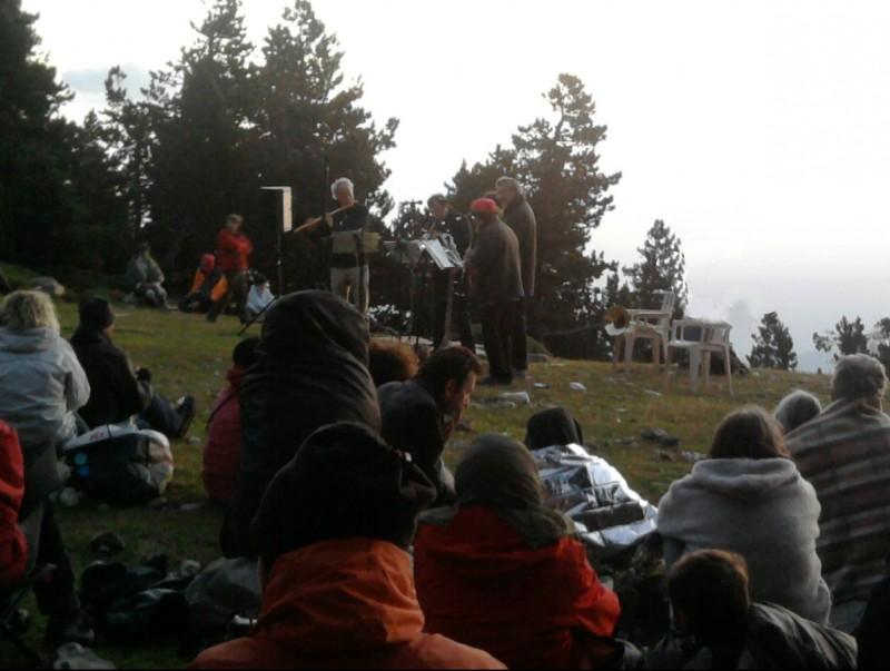 Un moment del concert CLÉMENT PARAYRE