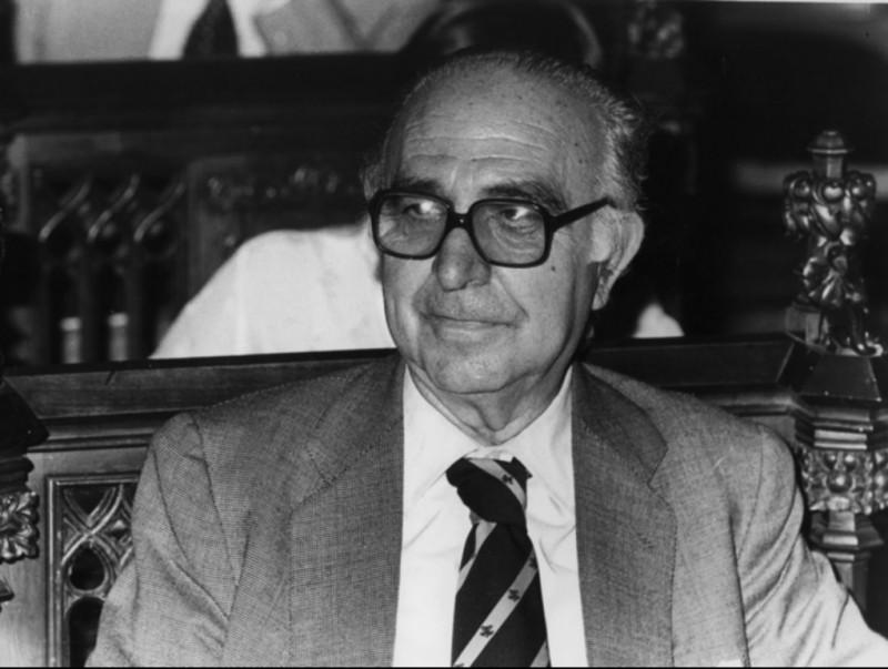 Manuel Sanchis Guarner va fer nombroses contribucions en l'estudi dels dialectes del català FERRAN SENDRA / ARXIU