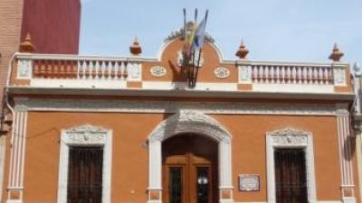 Seu de la Mancomunitat de Municipis de la comarca de l'Horta-Sud. ESCORCOLL